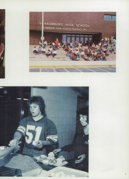 1982 Schaumburg High School Yearbook Page 9