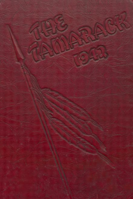 1942 North Central High School Yearbook Cover