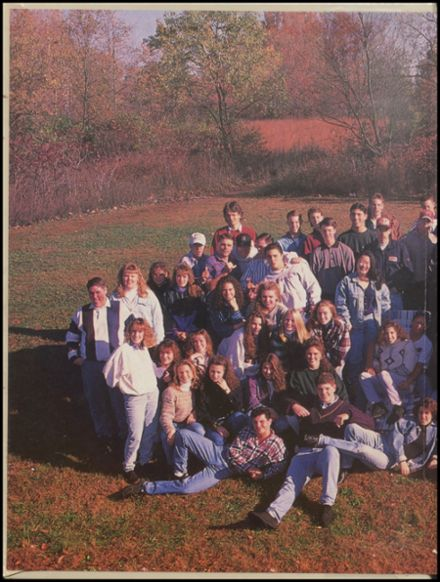 1995 Stillwater High School Yearbook Page 2