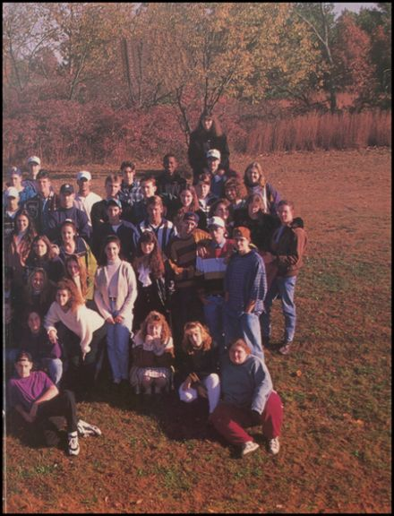 1995 Stillwater High School Yearbook Page 3