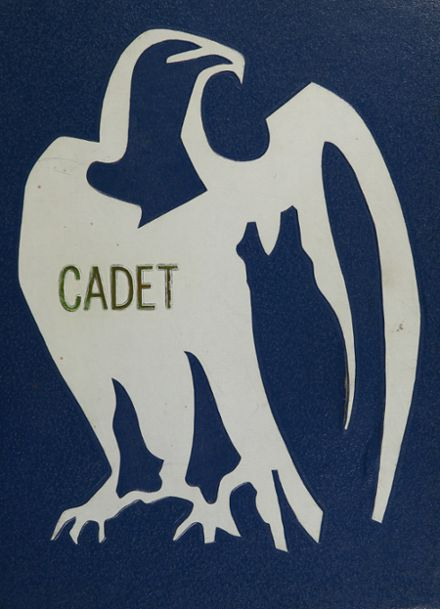 1965 Valley Stream Central High School Yearbook Cover