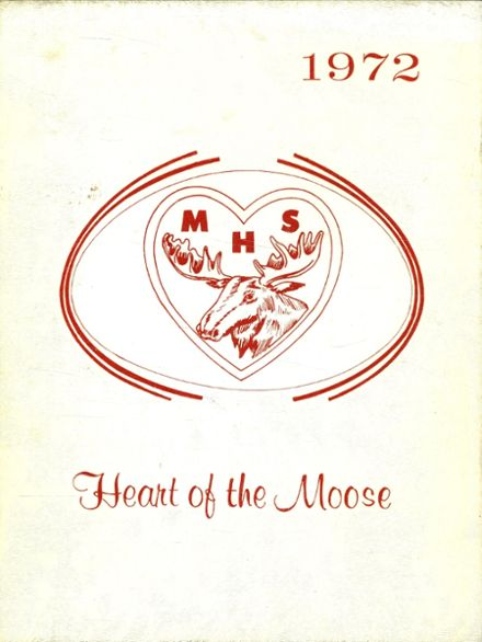 1972 Mooseheart High School Yearbook Cover