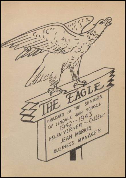 1943 Lindale High School Yearbook Page 7