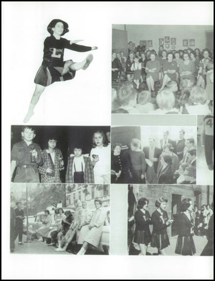 1961 Latin School of Chicago Yearbook Page 9