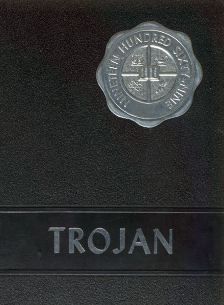 1969 Auburn High School Yearbook Cover