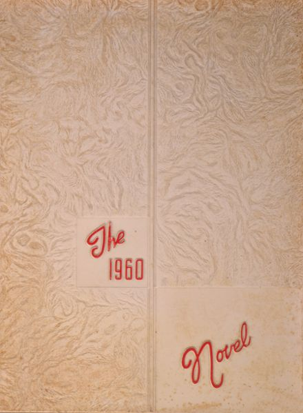 1960 Waverly High School Yearbook Cover