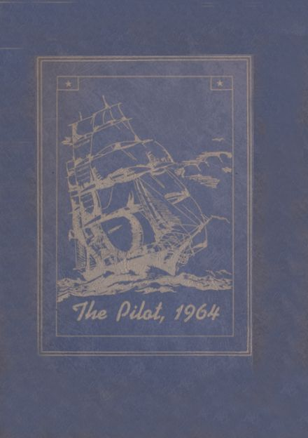 1964 North Haven Community High School Yearbook Cover