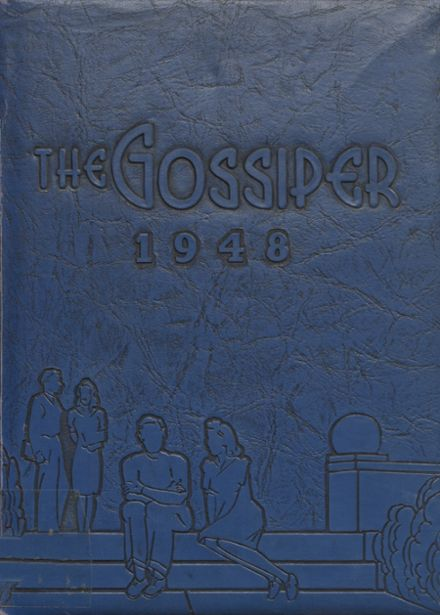 1948 Abbeville High School Yearbook Cover