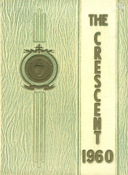 1960 Visitation Academy Yearbook Cover