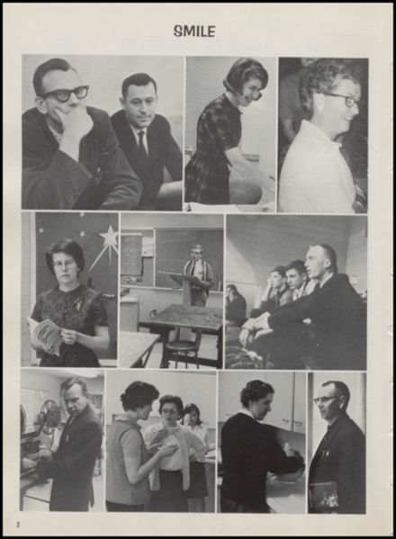 1967 Rib Lake High School Yearbook Page 6