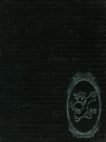 1988 John Marshall High School Yearbook Cover