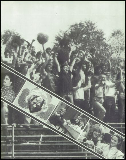 1983 Walled Lake Central High School Yearbook Page 7