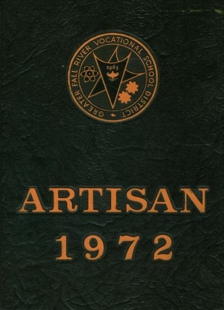 1972 Diman Regional Technical Institute Yearbook Cover