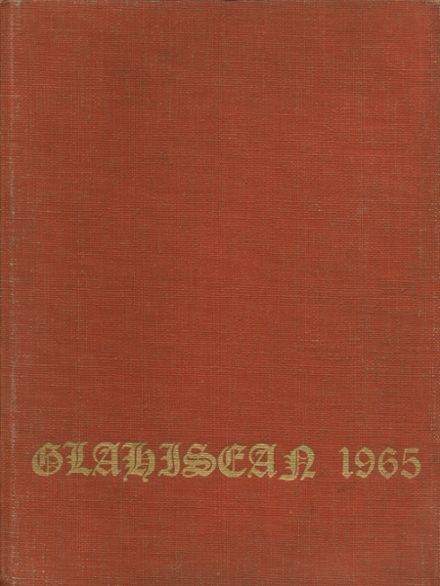 1965 Glassport High School Yearbook Cover