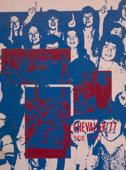 1977 West Holmes High School Yearbook Cover