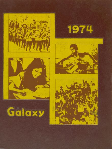 1974 Henry Ford High School Yearbook Cover
