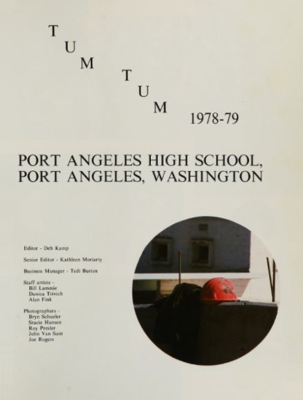 1979 Port Angeles High School Yearbook Page 5