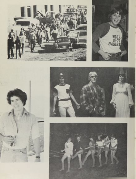 1979 Port Angeles High School Yearbook Page 6
