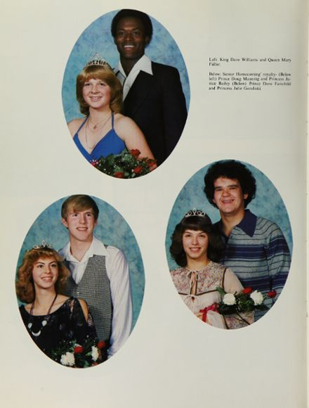 1979 Port Angeles High School Yearbook Page 8