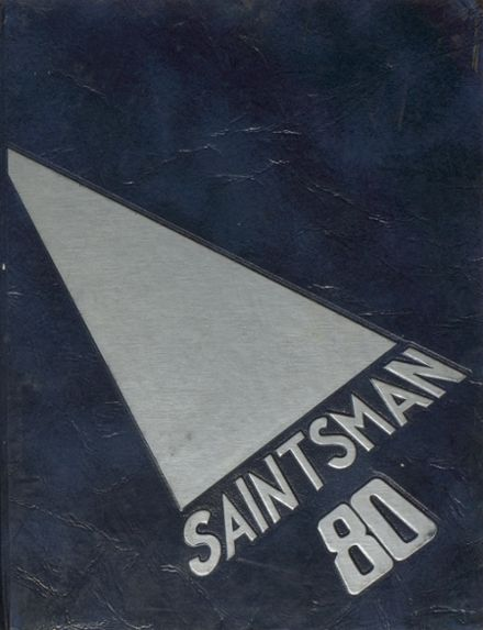 1980 St. Augustine High School Yearbook Cover