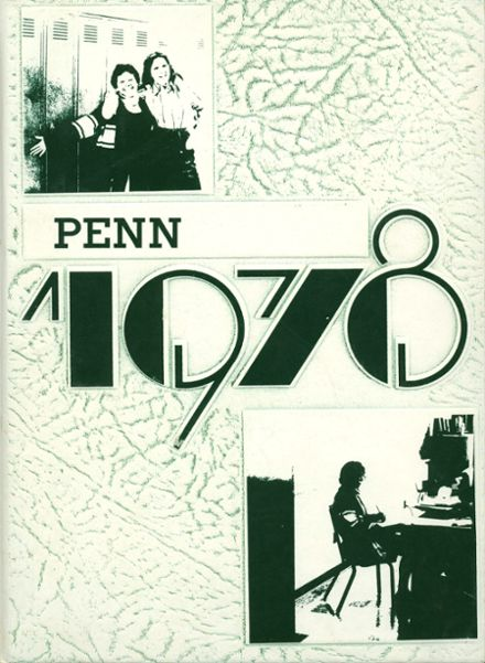 1978 Pennfield High School Yearbook Cover