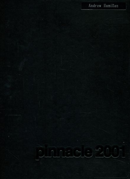 2001 Pembroke Hill High School Yearbook Cover