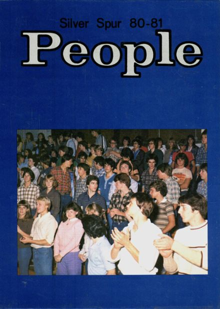1981 River Oaks High School Yearbook Cover