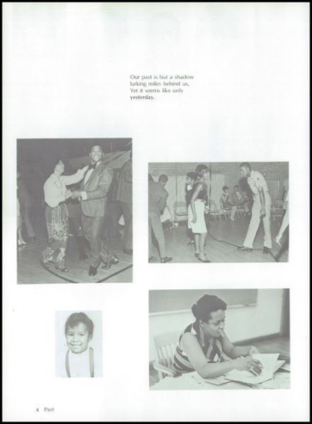1975 East High School Yearbook Page 8