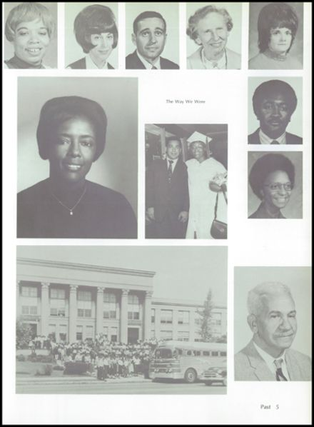 1975 East High School Yearbook Page 9