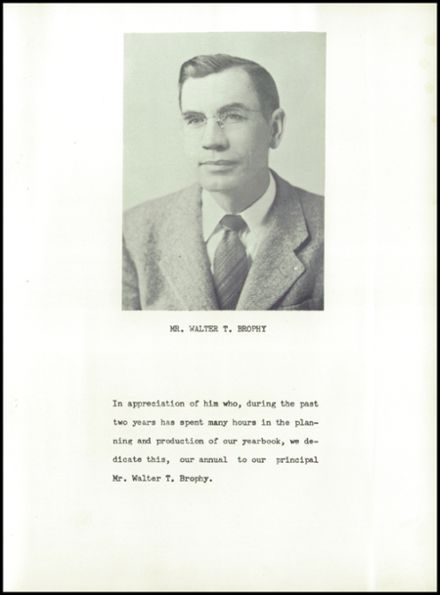 1952 Rockford High School Yearbook Page 7