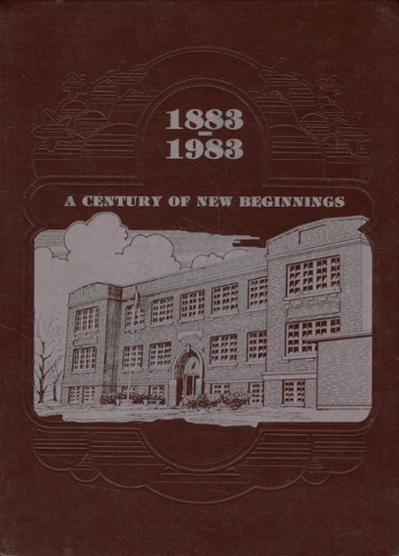 1983 Bloomfield High School Yearbook Page 1