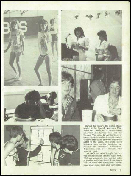 1983 Bloomfield High School Yearbook Page 7