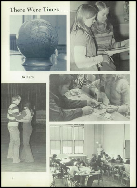 1974 Oakland Craig High School Yearbook Page 6