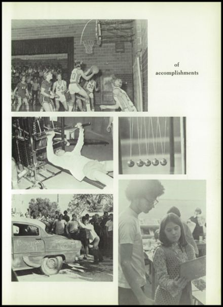1974 Oakland Craig High School Yearbook Page 7