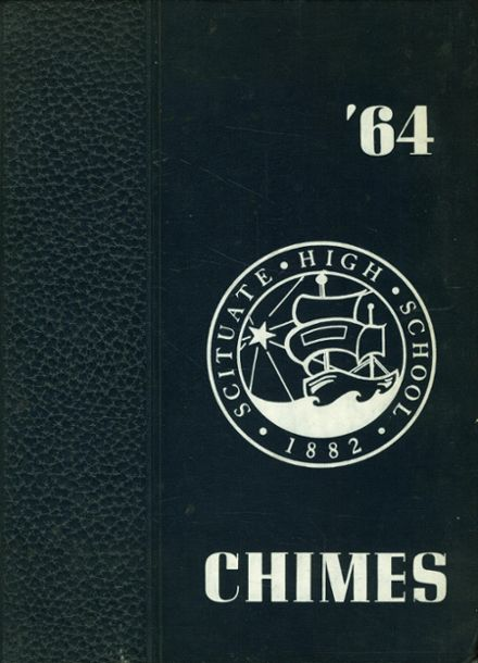 1964 Scituate High School Yearbook Cover