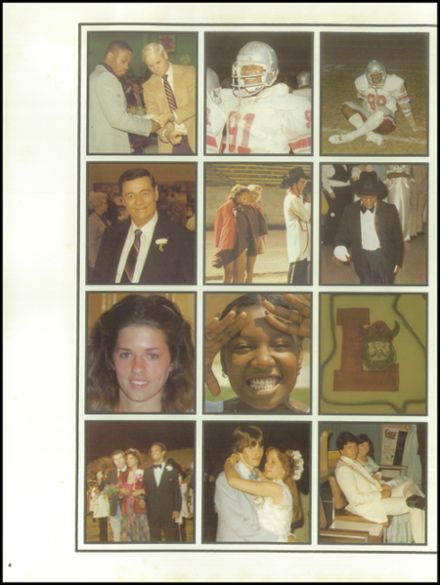 1981 Lowndes High School Yearbook Page 8