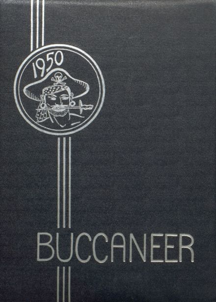 1950 Covington High School Yearbook Cover
