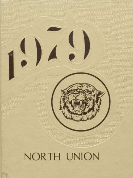 1979 North Union High School Yearbook Cover