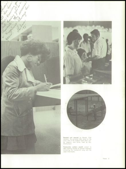 1972 Hillcrest High School Yearbook Page 7