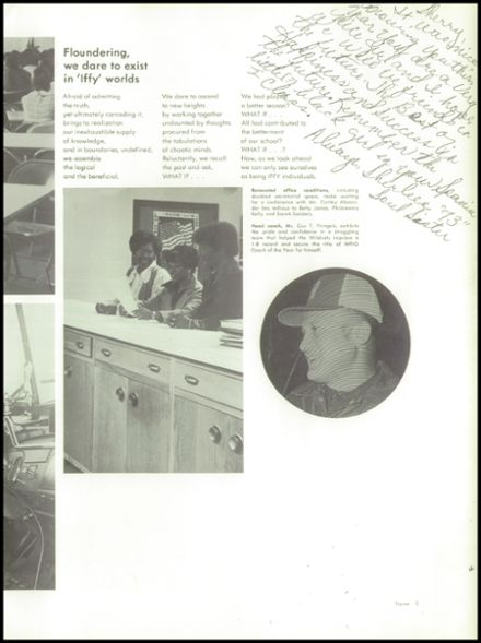 1972 Hillcrest High School Yearbook Page 9