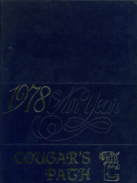 1978 Crenshaw High School Yearbook Cover