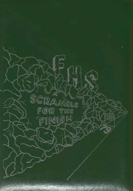 1979 Fayetteville High School Yearbook Cover