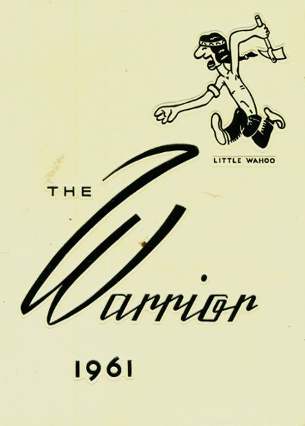 1961 Westminster High School Yearbook Cover