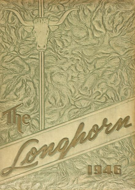 1946 Duncan College Preparatory Yearbook Cover