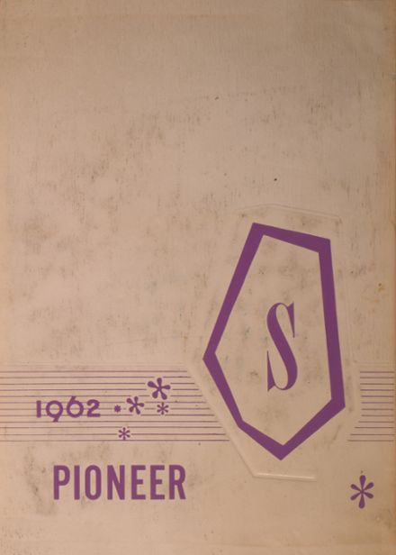 1962 Simi Valley High School Yearbook Cover