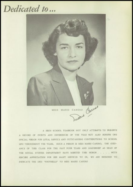 1952 Allegany Central School Yearbook Page 9