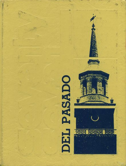 1977 Grant Union High School Yearbook Cover