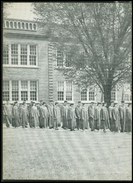 1954 Monticello High School Yearbook Page 2