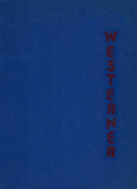 1978 West High School Yearbook Cover