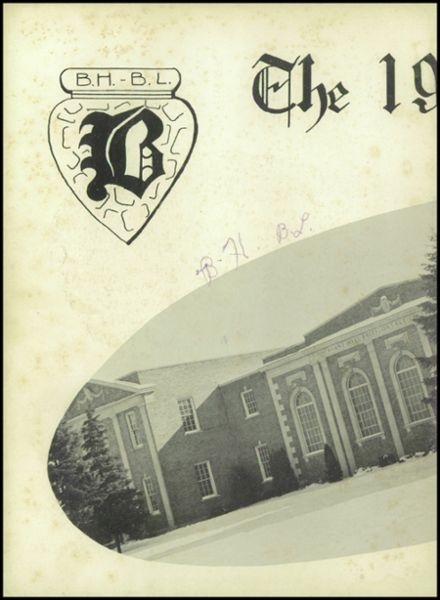 1949 Burnt Hills-Ballston Lake High School Yearbook Page 6